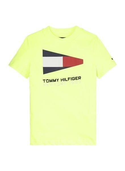 Tommy Hilfiger T-shirt TOMMY FLAGAILING G  KB0KB05628ZAA