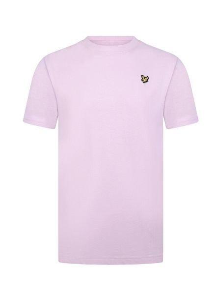 Lyle en Scott Classic T-Shirt LSC0003S-081 roze