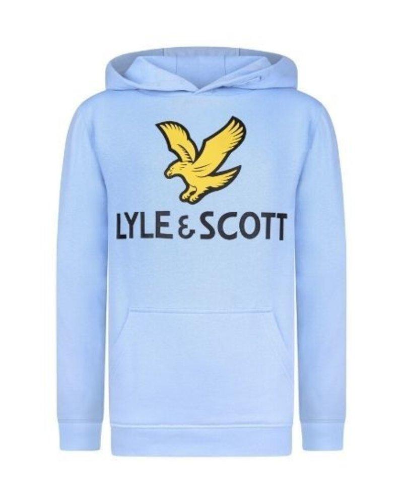 Lyle en Scott Eagle Logo LB  Hoodie LSC0784-209 bl