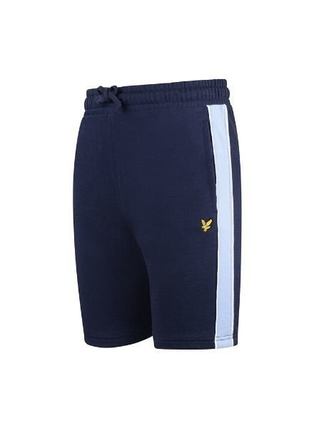 Lyle en Scott Side Panel LB Short  LSC0795-203 bl