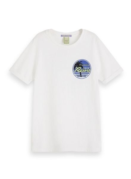 Scotch Shrunk T-shirts colourful artwork154865