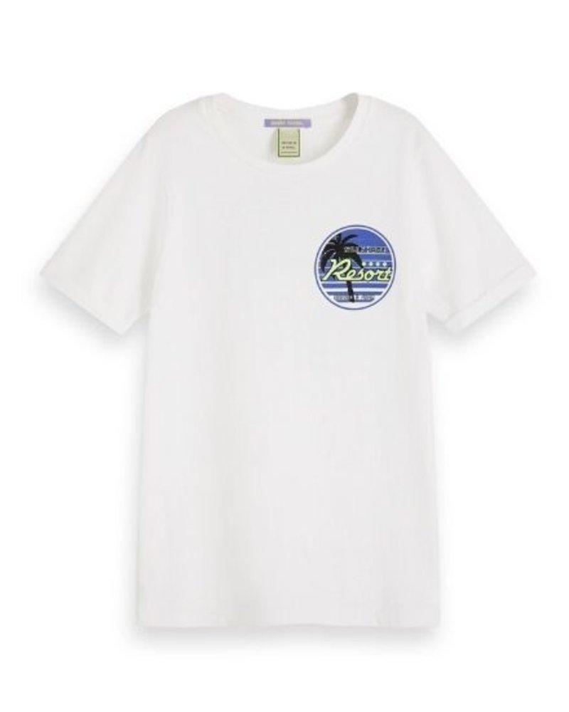 Scotch & Soda T-shirts colourful artwork154865