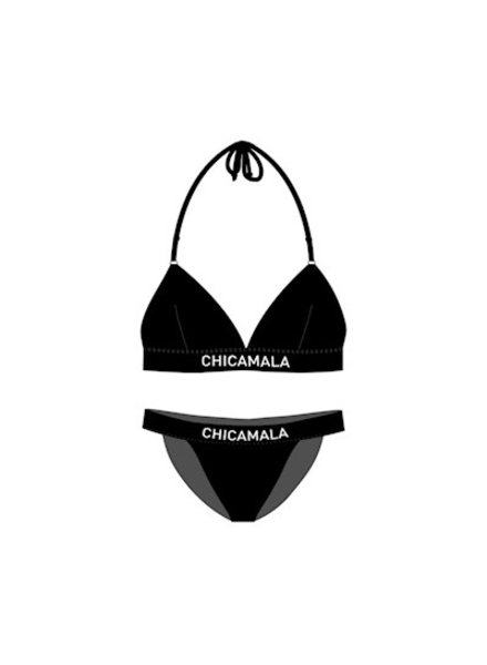 Muchachomalo Bikini Triangle solid