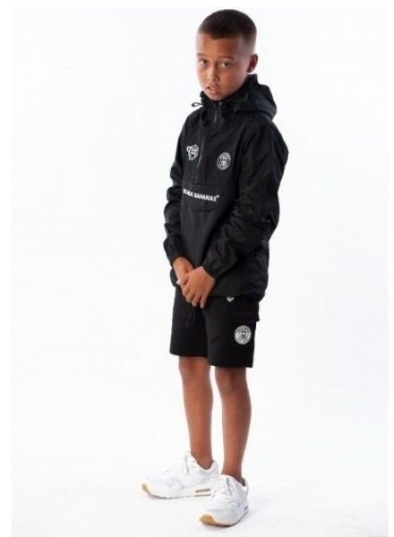 Black Bananas KIDS Anorak short