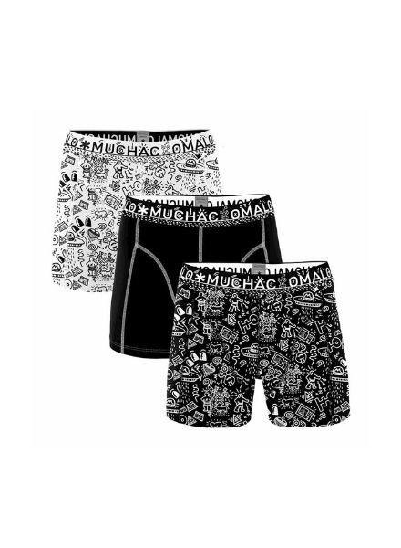 Muchachomalo Shorts Iconic Art
