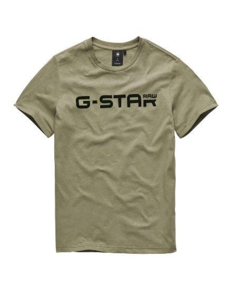G-Star G-Star T-shirt groen