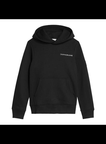 Calvin Klein Monogram sleeve hoodied