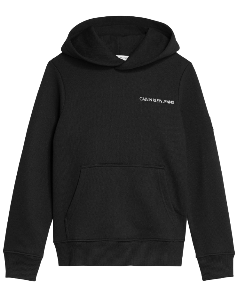 Calvin Klein Calvin Klein Monogram sleeve hoodied