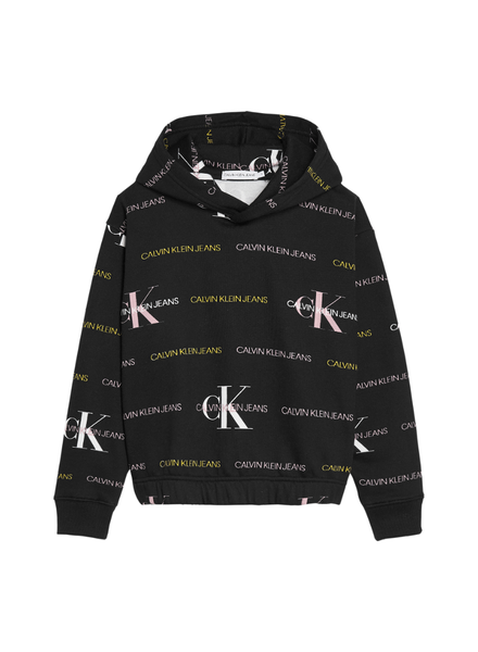 Calvin Klein Mix logo ao hoodie