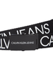 Calvin Klein Calvin Klein Canvas logo belt