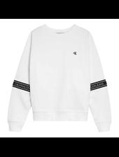 Calvin Klein Logo tape sweatshirt