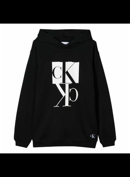 Calvin Klein Mirror monogam hoodie