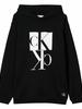 Calvin Klein Calvin Klein Mirror monogram hoodie