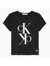 Calvin Klein Monogram cropped t-shirt