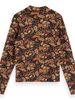 Scotch Rebelle All-over printed long sleeve tee 158086