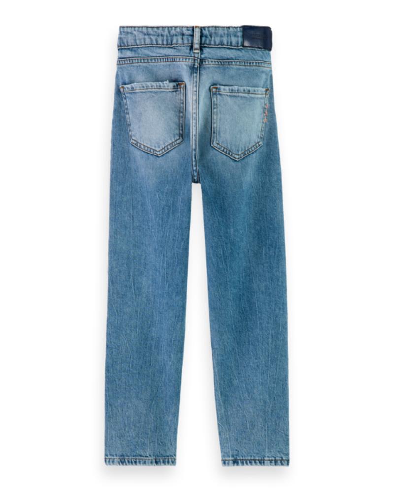 Scotch Rebelle Jeans Petit Ami 157193