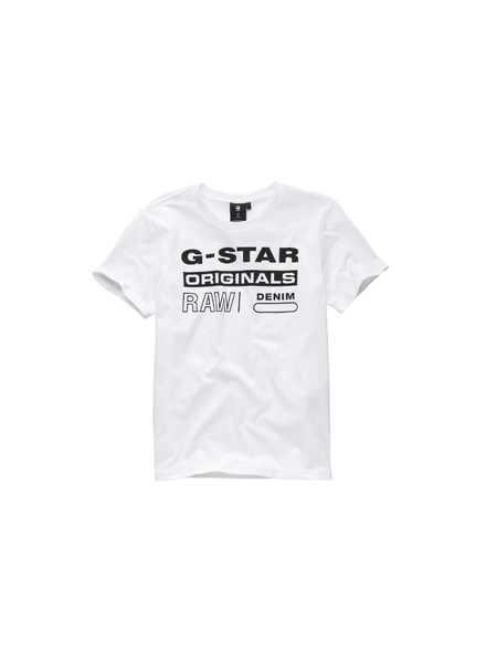 G-Star T-shirt wit