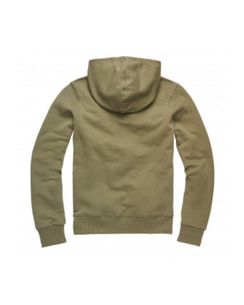 G-Star G-Star Sweater met capuchon groen