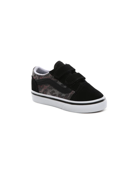 Vans Old skool V leopard sneaker