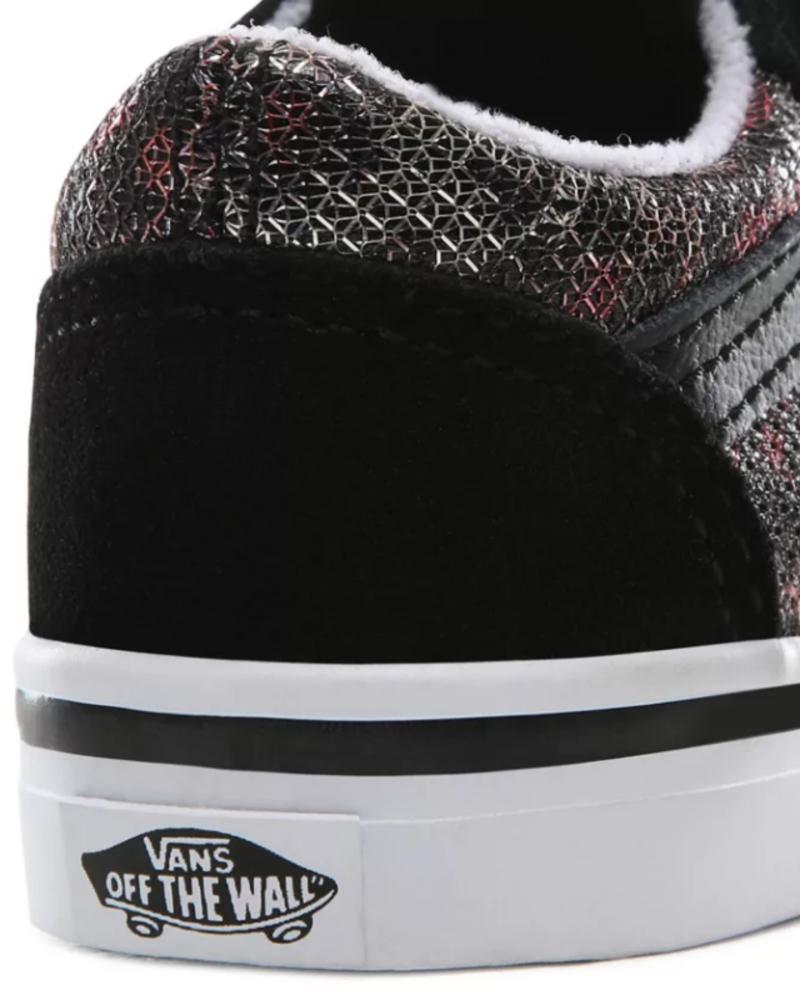 Vans Vans Old skool V leopard sneaker