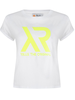 Rellix Rellix Cropped tee wit