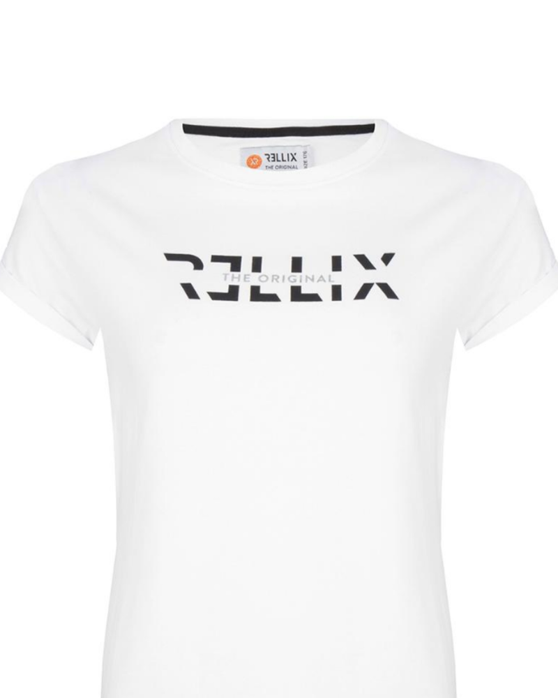 Rellix Rellix Wide logo tee
