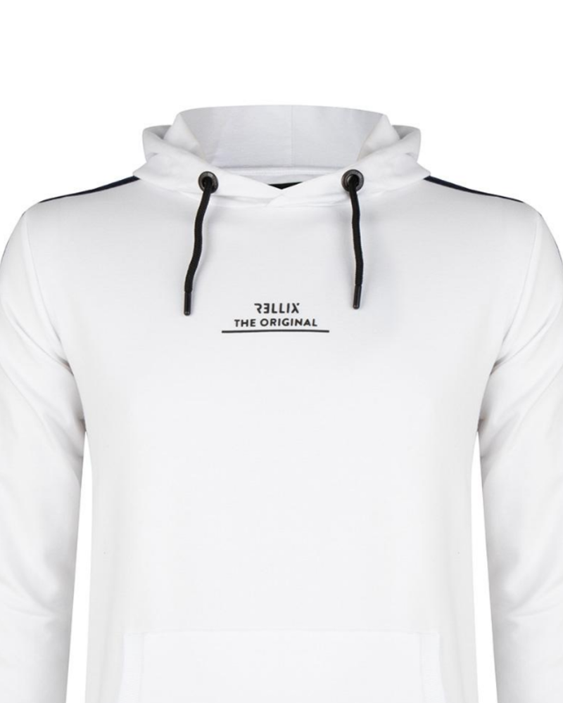 Rellix Rellix Logo hoodie contrast