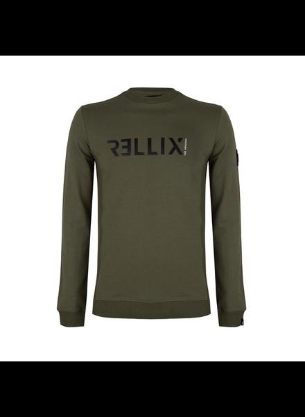 Rellix Logo crew sweater