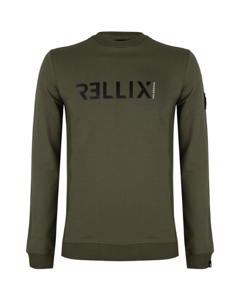 Rellix Rellix Logo crew sweater
