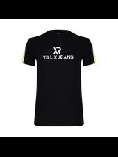 Rellix Logo tee contrast zwart