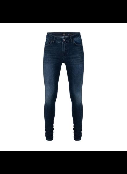 Rellix Jaxx super skinny jeans dark blue
