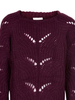 The New The New River knit pullover bordeaux rood