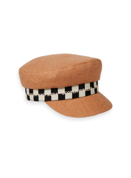 Scotch & Soda Captain hat