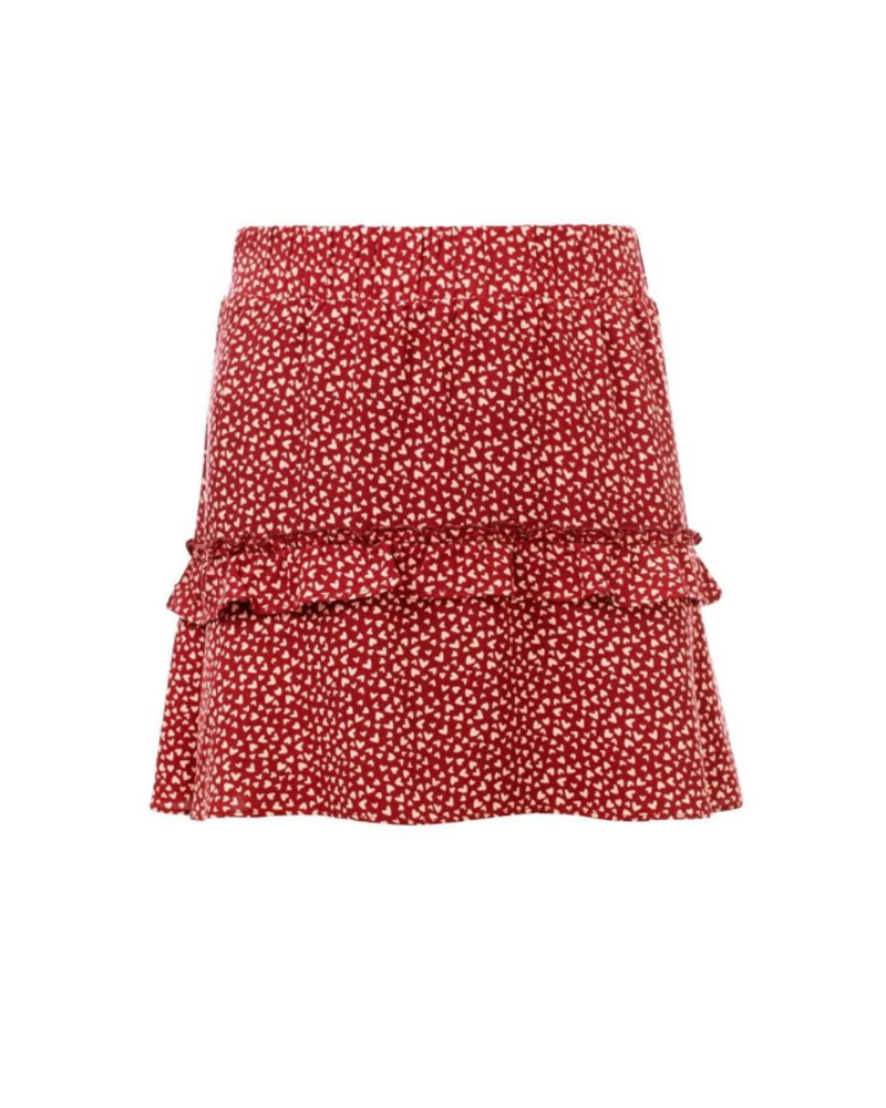 Looxs Revolution Looxs Revolution Girls printed skirt
