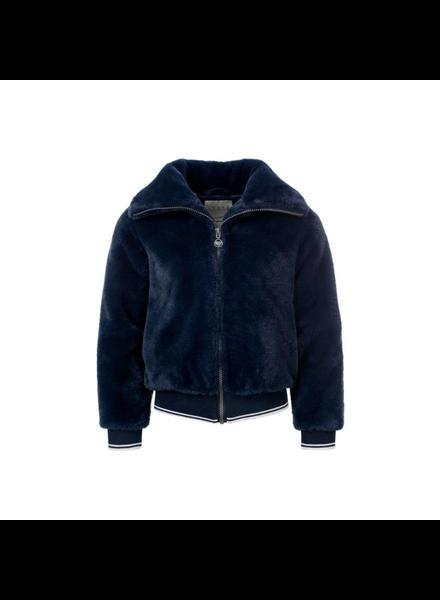 Looxs Revolution Girls Fur short jacket