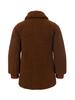 Looxs Revolution Looxs Revolution Girls Long teddy jacket