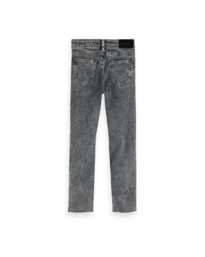 Scotch Rebelle Scotch Rebelle La Milou cropped jeans - Grijs