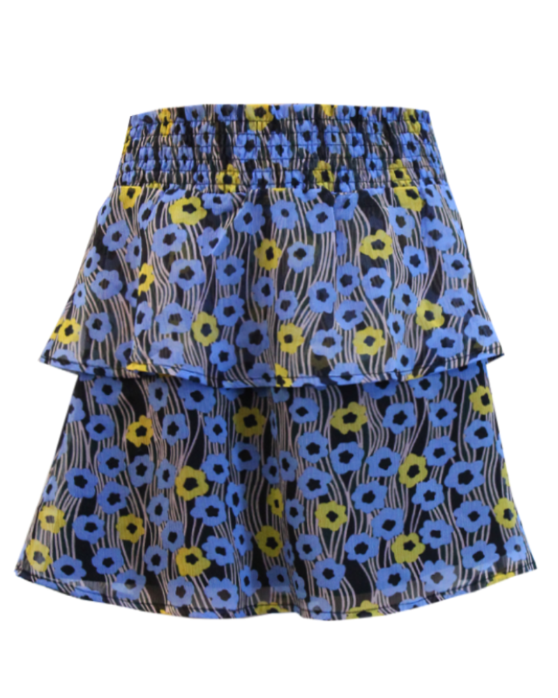 Ai&Ko Ai&Ko  Percia floral skirt