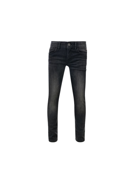 Common Heroes CH Grijze slim-fit denim