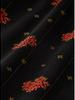 Scotch & Soda Scotch Rebelle AO printed maxidress lurex stripe