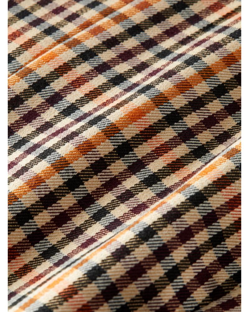 Scotch & Soda Scotch Rebelle Double breasted yarn dyed blazer