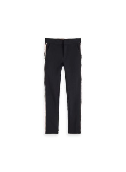 Scotch & Soda Sporty tailored sweat pants  tape details