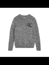 Calvin Klein CK monogram sweater