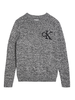 Calvin Klein Calvin Klein CK monogram sweater