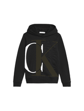 Calvin Klein Exploded monogram hoodie