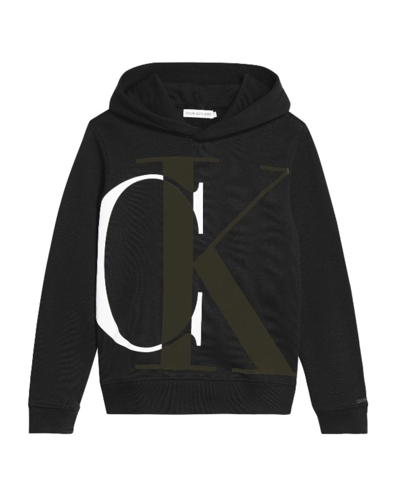 Calvin Klein Calvin Klein Exploded monogram hoodie