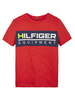 Tommy Hilfiger Tommy Hilfiger TH panel t-shirt