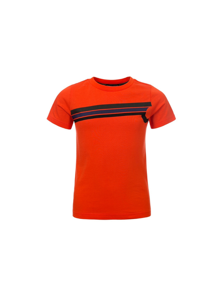 Common Heroes TIM orange T-shirt