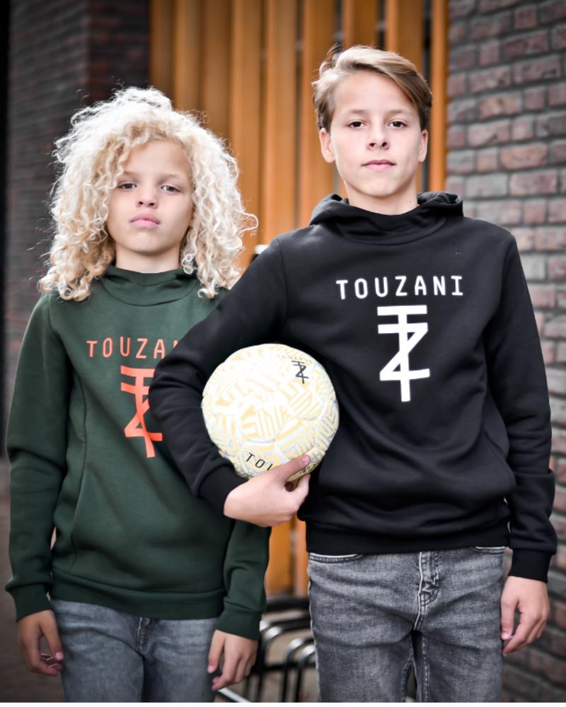 Touzani Touzani TZ-Hoodie Jr. - Green