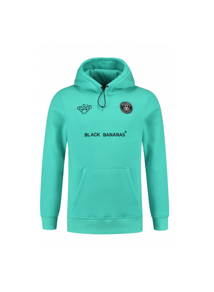 Black Bananas F.c. Hoody Fleece B